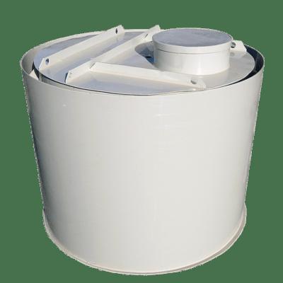 nádrž na vodu dvouplášťová