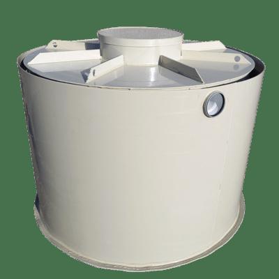 septik dvouplášťový