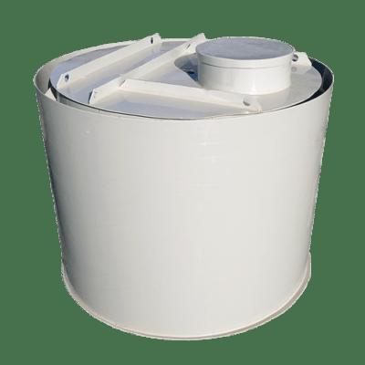 nádrž dvouplášťová