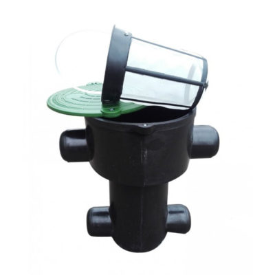 Filtrační šachta na dešťovou vodu